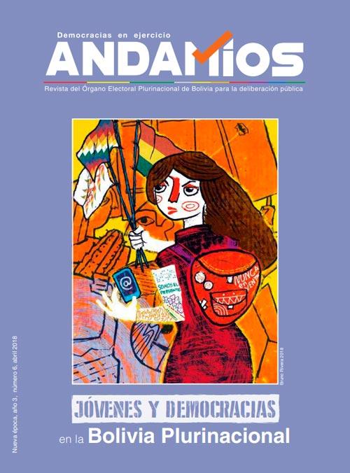 REVISTA ANDAMIOS JÓVENES Y DEMOCRACIAS en la Bolivia Plurinacional