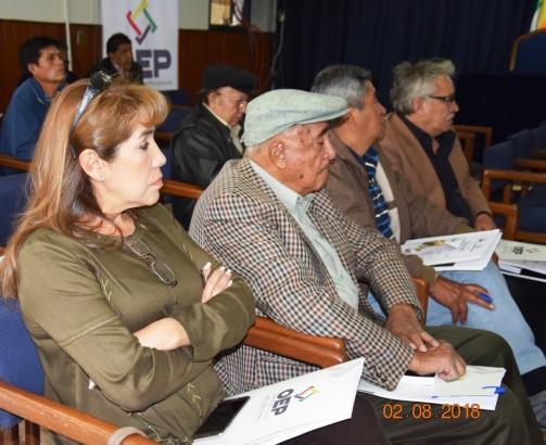 El IDI comienza sus actividades en Cochabamba con el curso de Participación y Control Social