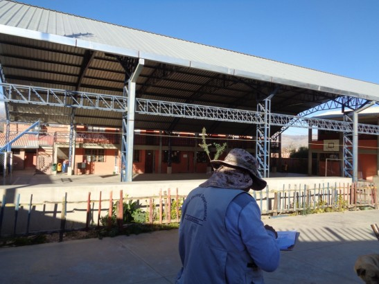 Cochabamba: inspeccionan 79 recintos electorales para reorganizarlos